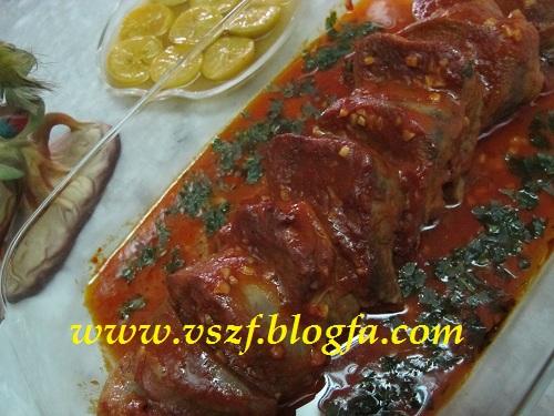 خوراک زبان گوساله - دادلی دوزلی